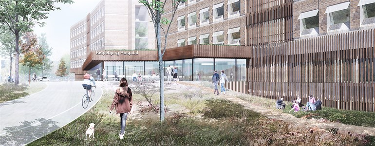 job bispebjerg hospital