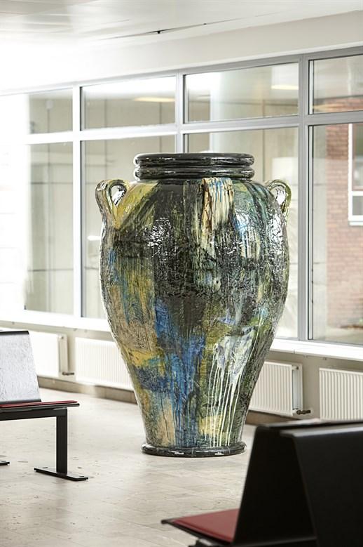 keramik krukker Krukke i keramik   Peter Brandes keramik krukker